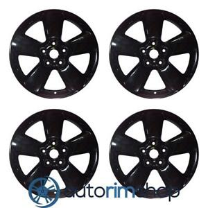 New 20 Replacement Wheels Rims For Dodge Ram 1500 2013 2018 Set