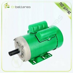 2 Hp Agricultural Electric Motor 145t Frame 1725 Rpm Single Phase 20 0a 10 0a