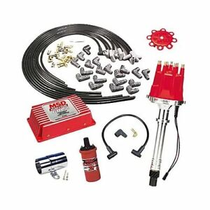 Summit Racing Ignition Tune up Kit Pro Pack 06 0015