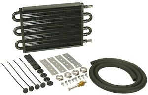 Derale 13106 Cooler Kit For Automatic Transmission Fluid Made Of Aluminum