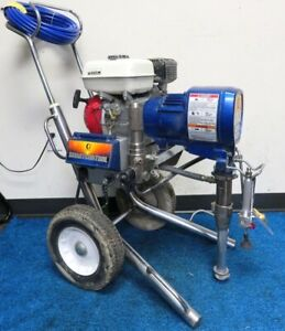 Graco Gmax 5900 Gas Airless Paint Sprayer W New Hose And Gun