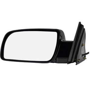 Drivers Power Side View Mirror W Metal Base For Chevrolet Gmc Pickup Truck Suv