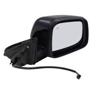 Power Folding Mirror Fits 14 19 Jeep Grand Cherokee Passenger Side Heated Signal