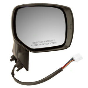 Passengers Side View Power Mirror Heated For 14 17 Subaru Forester 91054aj220