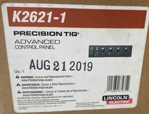 Lincoln Advanced Control Panel For Precision Tig 275 K2621 1 Free Shipping