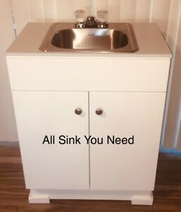 Portable Sink Nsf Mobile Handwash Self Contained Cold Water Concession