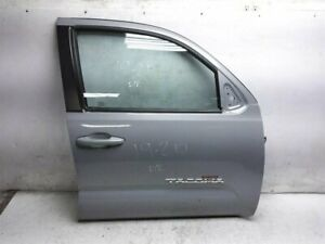 16 17 18 19 Toyota Tacoma Double Cab Front Passenger Door 67001 04210 Gray