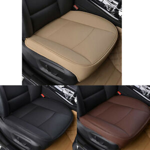 Auto Car Pu Leather Front Seat Cover Half full Surround Chair Cushion Mat Pad Us