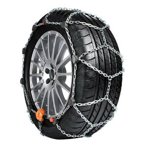 Snow Tire Chains Weissenfels Rex Compact Sport Gr 40 205 50 16 12 Mm Thickness