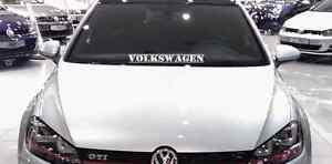 Compatible With Fits Volkswagen Vw Windshield Banner 23 Decal Sticker