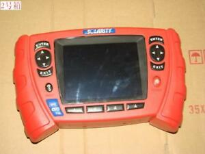 System Mount Failed No Working Spx Solarity Otc 3850 Vehicle Diagnostic Tool
