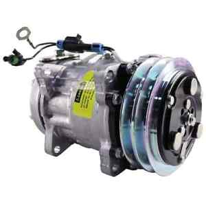 Minneapolis Moline G750 Tractor Air Conditioning Compressor W Clutch