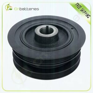 For Nissan For Frontier Xterra Crankshaft Harmonic Balancer Crankshaft Pulley