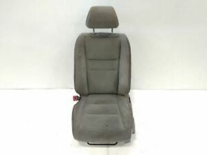 2006 2011 2010 Honda Civic Front Left Driver Seat Cloth Oem 67124