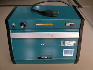 Millipore Xx6350115 Incubator Used Good Condition
