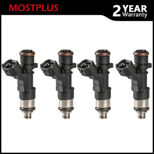 Set 4 Fuel Injectors For Nissan Sentra Rogue Altima 2 5l L4 0280158130