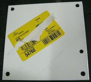 Hoffman A6p6 Enclosure Panel Plate