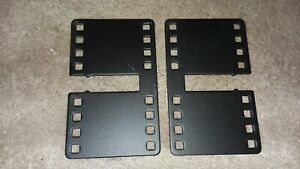 Fisher Western 8290 Snow Plow Long Long Grill Wire Harness Mount Plate Set
