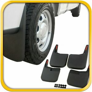 Fits Ford F 150 Mud Flaps 15 18 Mud Guard Splash Molded 4 Piece Front And Rear