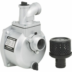 Semi trash Water Pump Only for Threaded Shafts 2in Ports 7860 Gph 109274