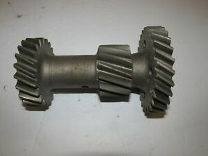 Nos Chevy Transmission Cluster Gear 1940 68 Pass Truck Ratio 3 Speed