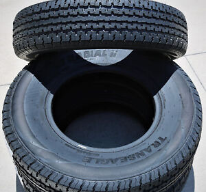 2 New Transeagle St Radial Ii St 235 85r16 Load F 12 Ply Trailer Tires