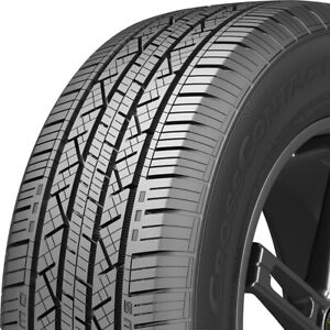 4 New 235 60r18 Continental Cross Contact Lx25 235 60 18 Tires