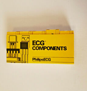 Nos Philips Ecg7404 Pack Of 5 Ttl Integrated Circuits
