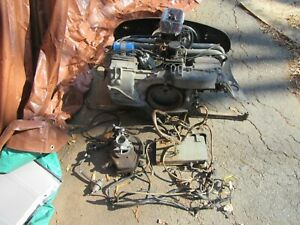 Porsche 914 2 0 Engine With Carb And Fuel Injection 039100053b