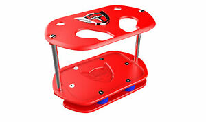 Savior Products Optima Type 34 78 Red Aluminum Battery Tray P N Pc O34 R
