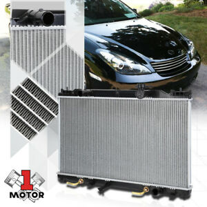 Aluminum Core Radiator Oe Replacement For 02 06 Toyota Camry 2 4 Auto Dpi 2437