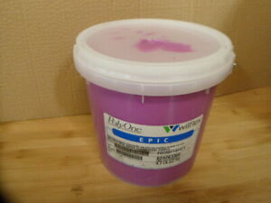 Wilflex Plastisol Screen Printing Ink Epic Super Fluorescent Purple 1 Gallon