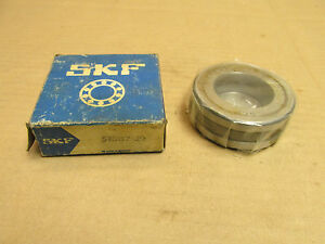 Skf 51307 Thrust Ball Bearing 37x68x25 Mm
