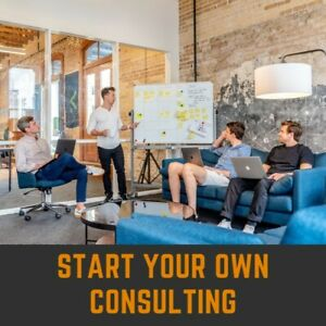 Start A Wildly Profitable Consulting Agency