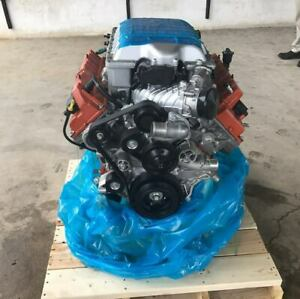 Dodge 6 2l Hellcat Complete Drop In Engine Assembly New Mopar Hot Rod Crate Oem