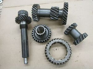 1964 65 Transmission Gear Set Chevy Truck Overdrive C10 3 Speed