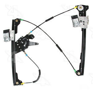 New Window Regulator Front Left Fits 95 02 Vw Cabrio 10 Available