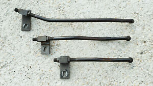 Hurst Shifter Linkage Rods Np833 1982 83 Chevy Gmc 2wd Truck New Process 4 Speed