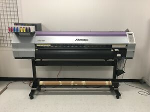 Mimaki Jv33 130 Business Printer Large Format Wide Format Great Printer