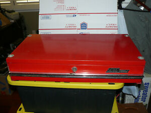 Mac Tools Riser Middle Transition Tool Box With 1 Drawers Red Free Ship Usa