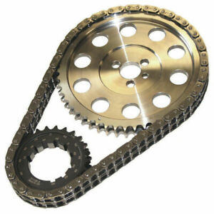 Howards Cams 94305 Engine Timing Chain Set Bbc Billet 9 Keyway