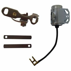 Cpn12000a Tune up Kit Ignition Points Condenser Fits Ford 8n 600 601 800 801