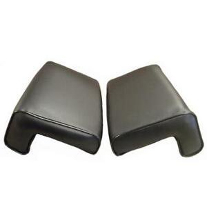 Fits Case 450c 455c 550 850b 850c 1150c Dozer Loader Cushion Arm Rest Pair R3932