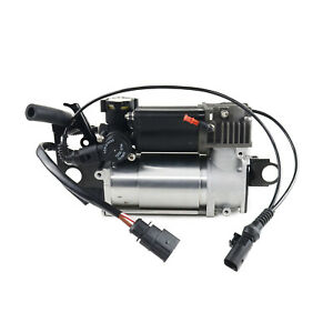 Front Air Suspension Compressor Pump For Porsche Cayenne Vw Touareg 7l0616007b