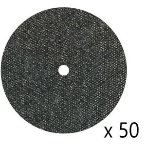 50 Pack Cut Off Wheel 4 x 040 x5 8 Metal Stainless Steel Thin Cutting Discs