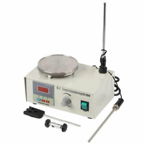 85 2 Magnetic Stirrer Constant Temperature W Heating Plate Hotplate Mixer Us