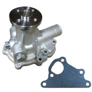 New Water Pump With Gasket Hub Fits Ford 1720 1920 3415 Sba145017780