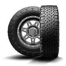4 New Lt285 70r17 C 6 Ply Bf Goodrich All terrain Ta Ko2 285 70 17 Tires
