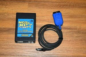 Ngs Can Vim Interface For Ford Ngs Diagnostic Scanner
