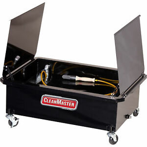 Cleanmaster Portable 12 Gallon Parts Washer Model Cm400